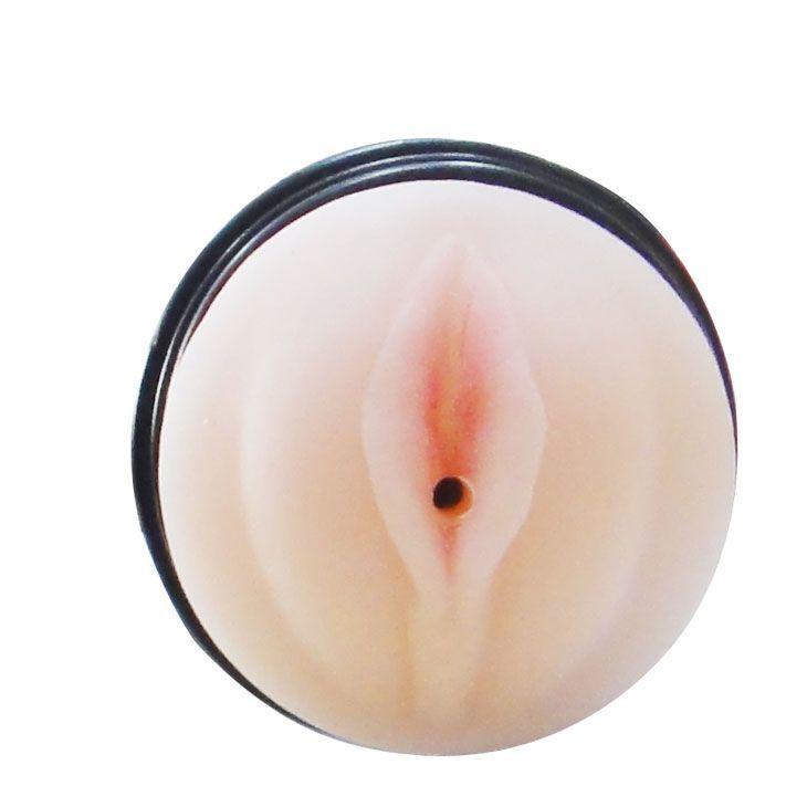 Мастурбатор-вагина с 4 уровнями вибрации и выносным пультом
