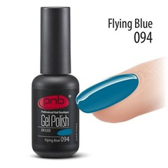 Гель-лак PNB №094 Flying Blue, 8 мл