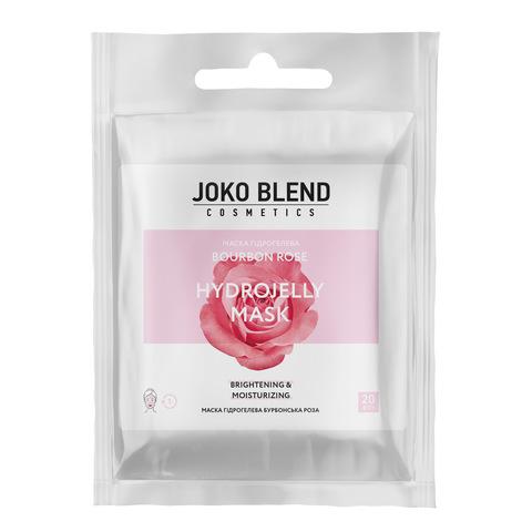 Маска гідрогелева Bourbon Rose Joko Blend 20 г (1)