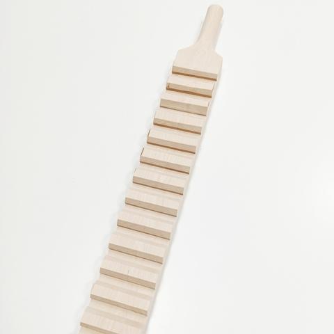 Рубель деревянный для валяния
