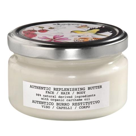 Davines Authentic: Восстанавливающие масло для лица, волос и тела (Replenishing Butter Face/Hair/Body)
