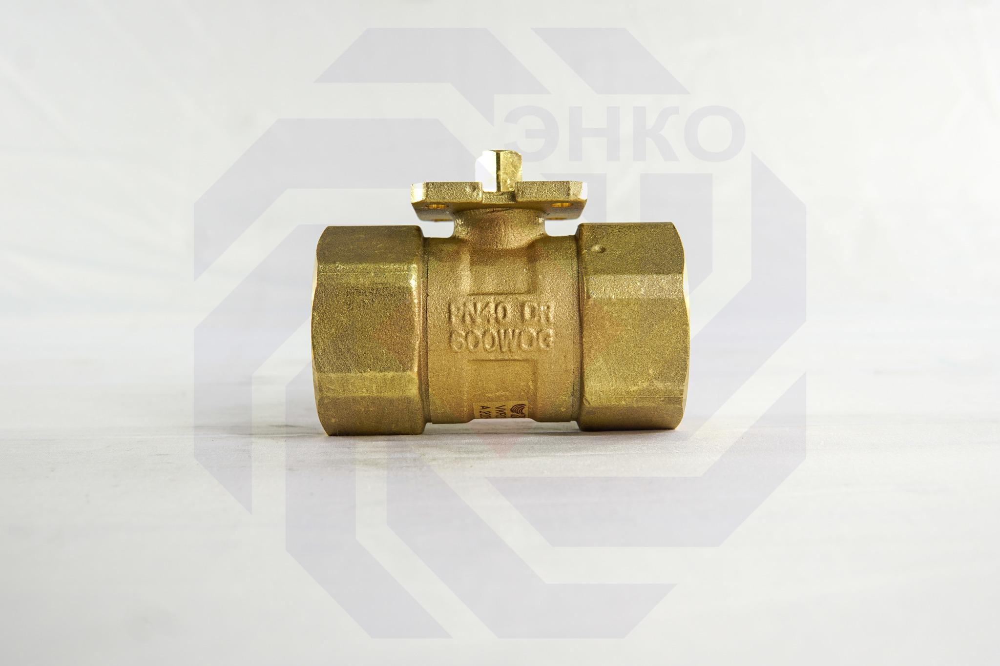 Клапан шаровой регулирующий SAUTER VKR310 DN 32