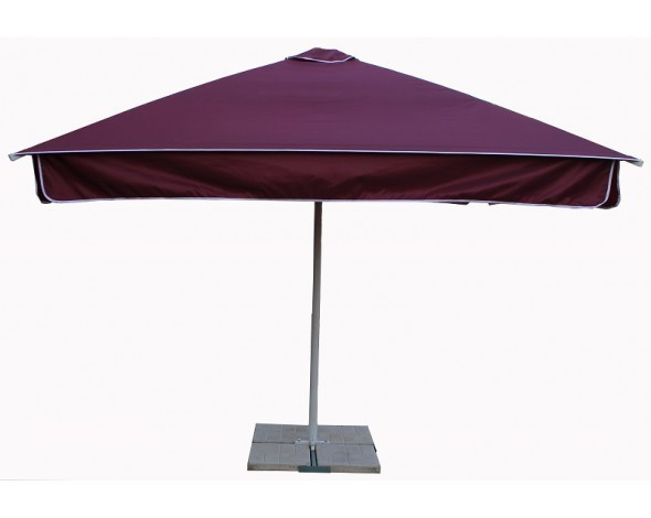 Зонт квадратный Митек 3х3 4 спицы