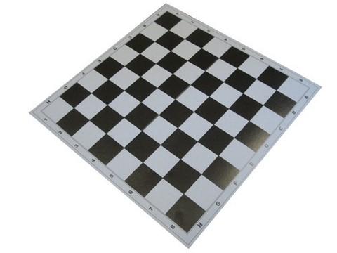 Доска картонная для шашек