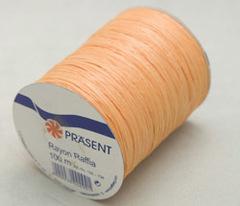 Пряжа из древесного волокна Prasent Rayon RAFFIA