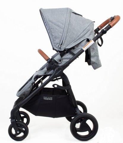 Коляска Valco baby Snap 4 Ultra Trend Grey Marle