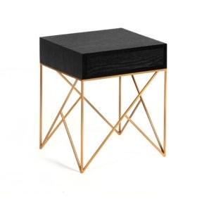 Прикроватная тумба Prince box gold - вид 5