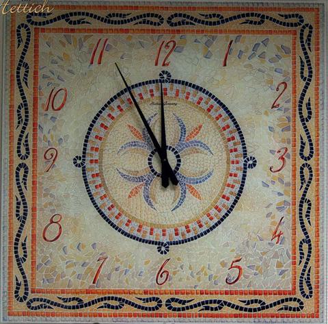 Настенные часы Hettich 4403