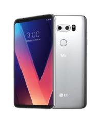 Смартфон LG V30+  Silver (Серебристый) + наушники B&O