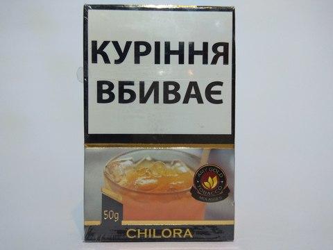Табак для кальяна AMY Gold Chilora 50 гр
