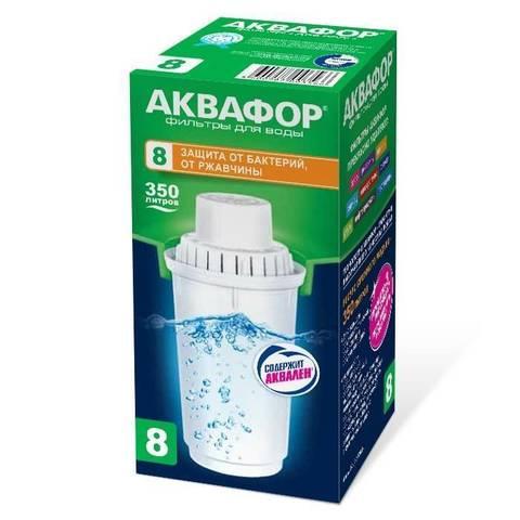 Картридж Аквафор B100-8 Повышенная защита от хлора