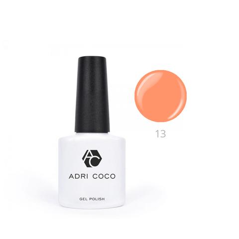 Гель-лак ADRICOCO Pretty dolly №13 неоновый персиковый (8 мл.)