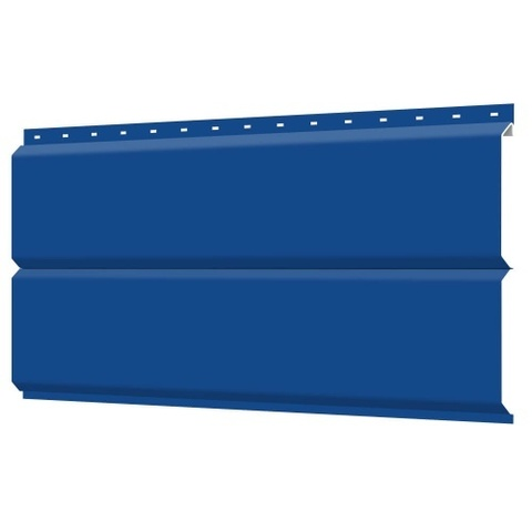 Евробрус сайдинг металлический RAL 5005 Синий сигнал