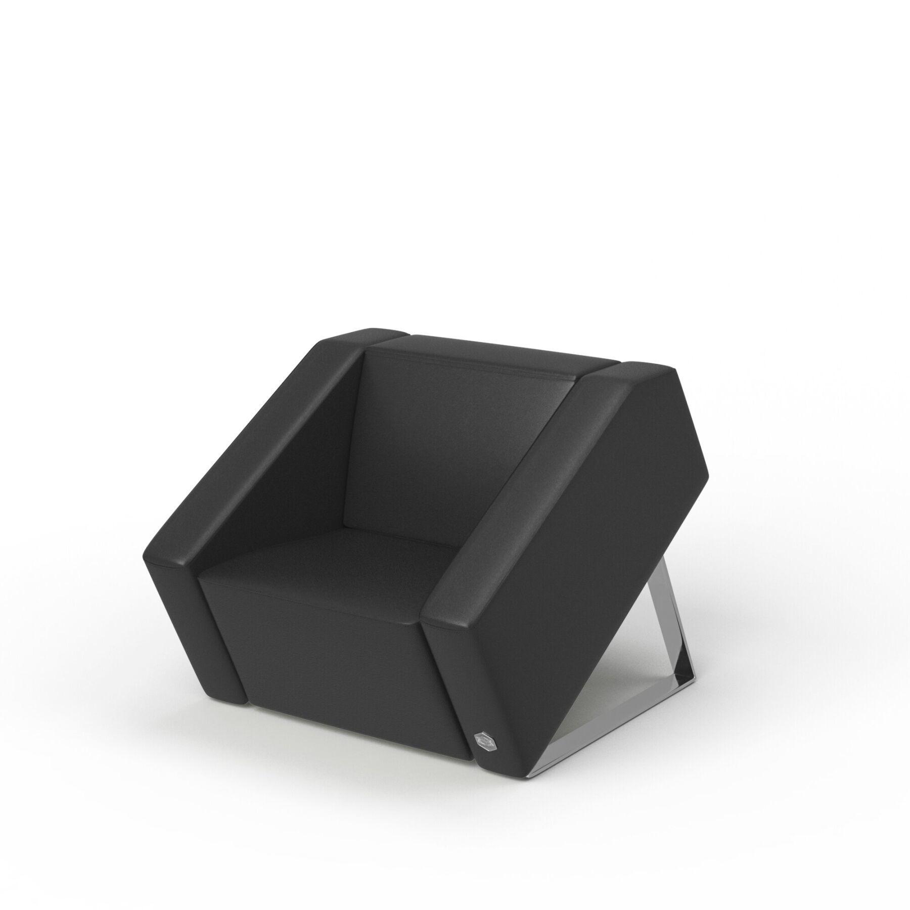Мягкое кресло KULIK SYSTEM PLANE Кожа 1