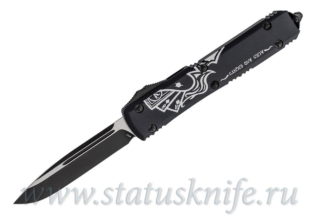 Нож Microtech Ultratech Dead Man 121-1DM