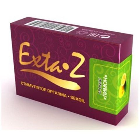 Стимулятор оргазма EXTA-Z  Лимон  - 1,5 мл.