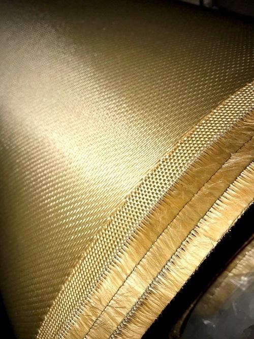 Ткань КТ с вермикулитом