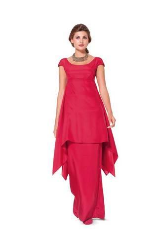 Выкройка Burda (Бурда) 6944 — Вечернее, свадебное платье