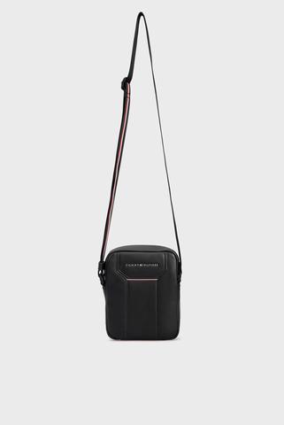 Мужская черная сумка TH COMMUTER MINI REPORTER Tommy Hilfiger