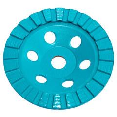 Сегментный тарельчатый шлифовальный диск Makita