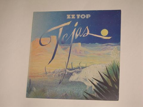 ZZ Top / Tejas (LP)