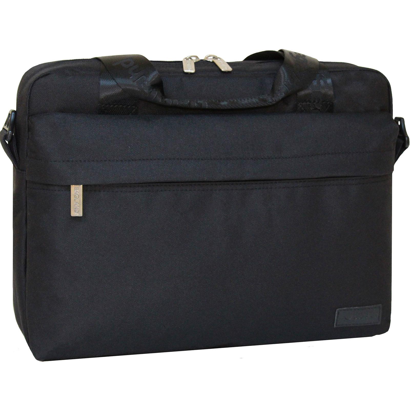 Сумки для ноутбука Сумка под ноутбук Bagland Salivan 8 л. Черный (0040366) IMG_1953.JPG