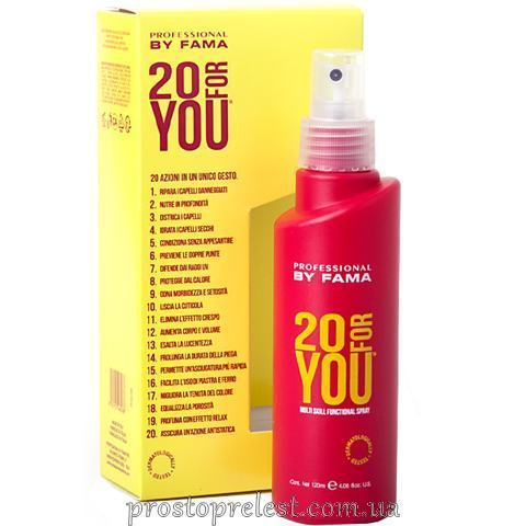 By Fama 20 For You Spray - Многофункциональный спрей 20 в 1