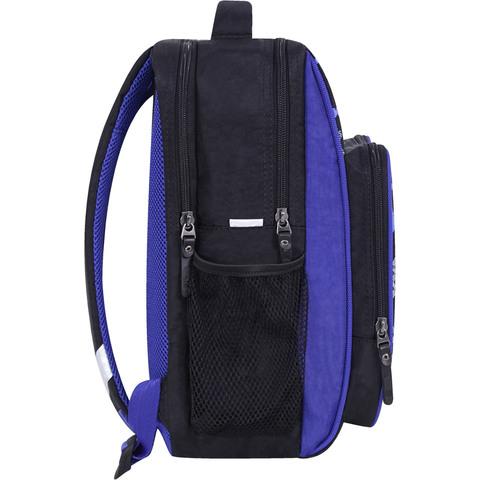 Рюкзак школьный Bagland Школьник 8 л. черный 662 (0012870)