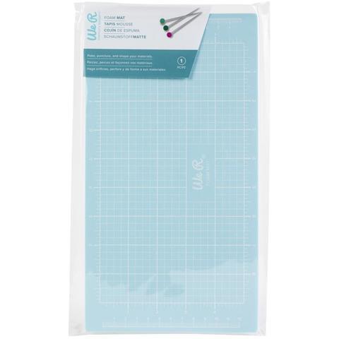 Мат для творчества We R Memory Craft Surfaces Foam Mat 15,5х28,5 см