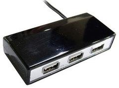Зарядное устройство 3хUSB ST13-07