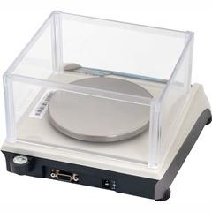 Весы лабораторные/аналитические CAS MWP-1500, LCD, АКБ, 1500.05, 1500гр, 0,05гр, Ø116 мм, с поверкой, высокоточные