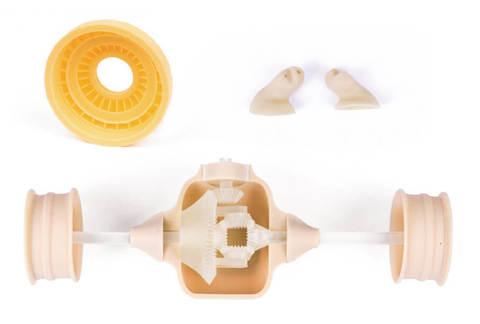 3D-принтер Shining 3D AccuFab-D1