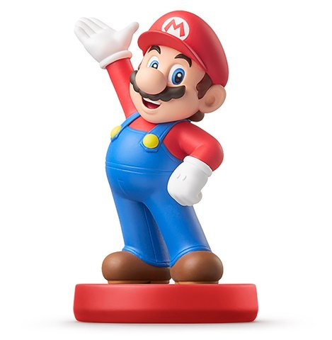 Фигурка Amiibo: Super Mario. Mario || Марио