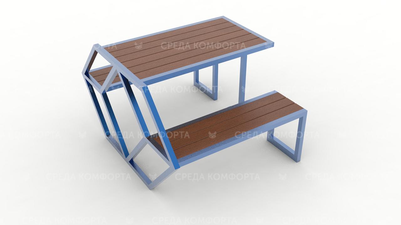 Скамья со столом SCAM0259