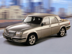 Чехлы на ГАЗ 3110-105 1997–2007 г.в.
