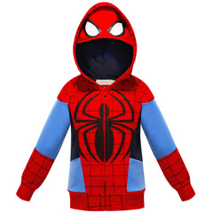 Толстовка с капюшоном-маской Человек-паук