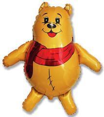 F Медвежонок в шарфике, 32