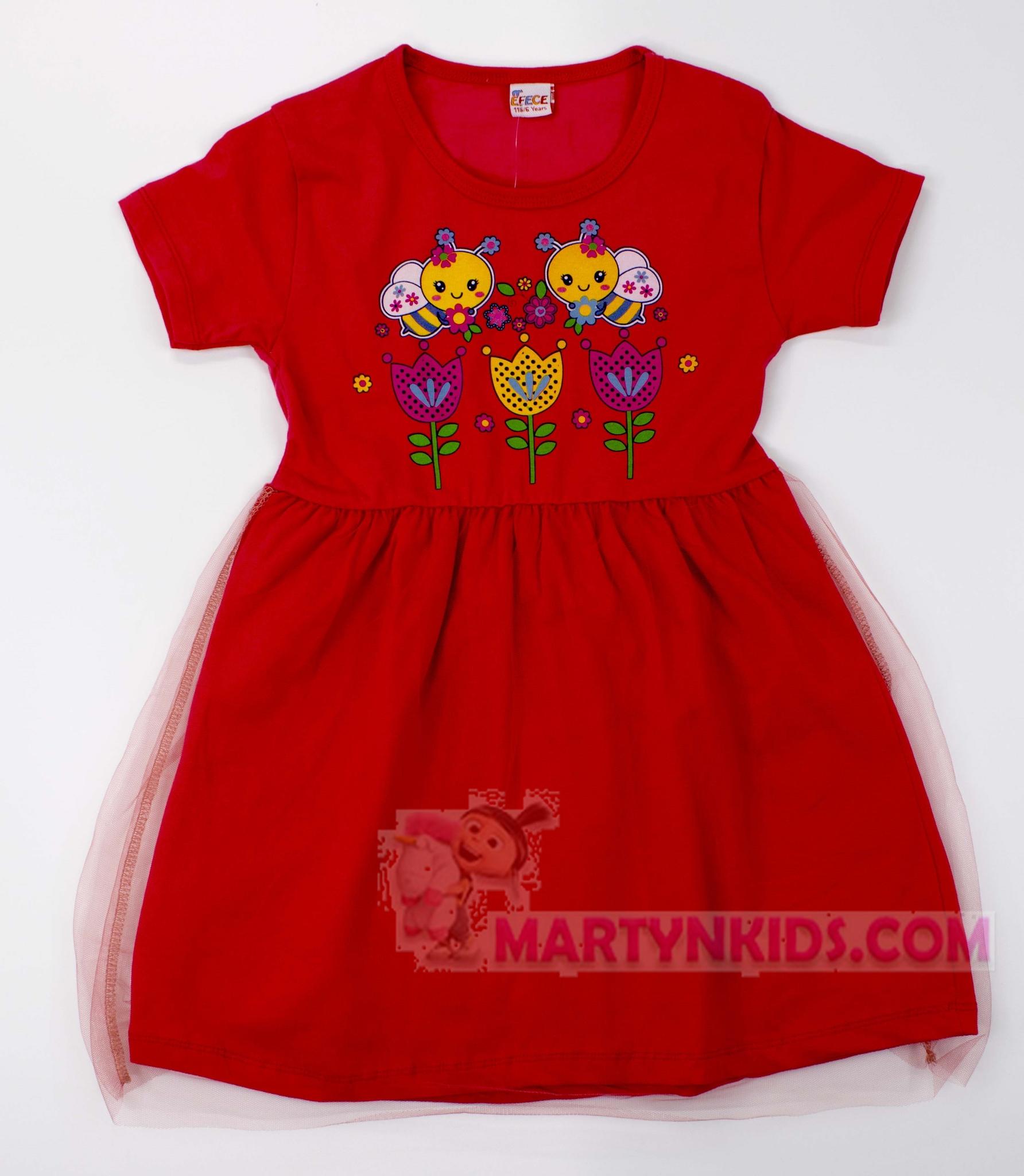 3190 платье пчелки