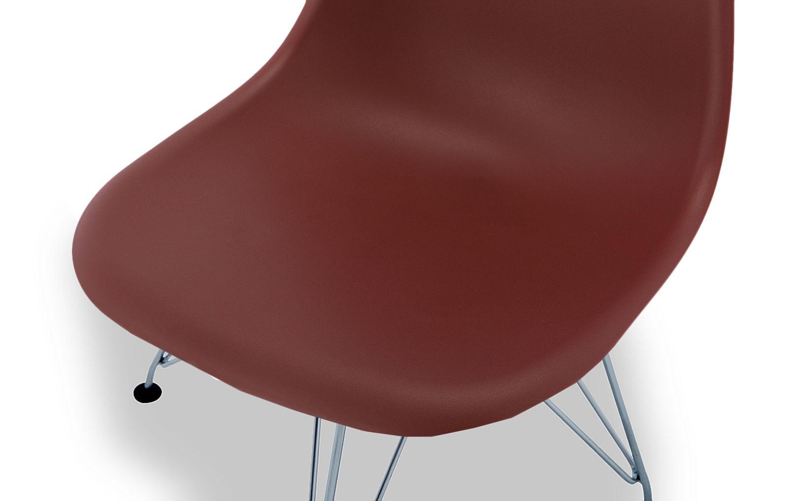 Стул ESF PM073 (Y304M) brown (коричневый)