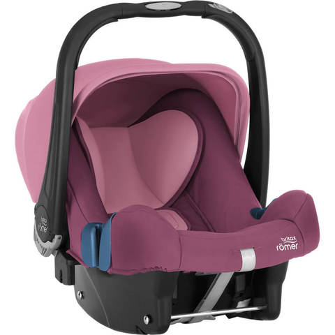 Автокресло Britax Roemer Baby Safe Plus SHR II Wine Rose