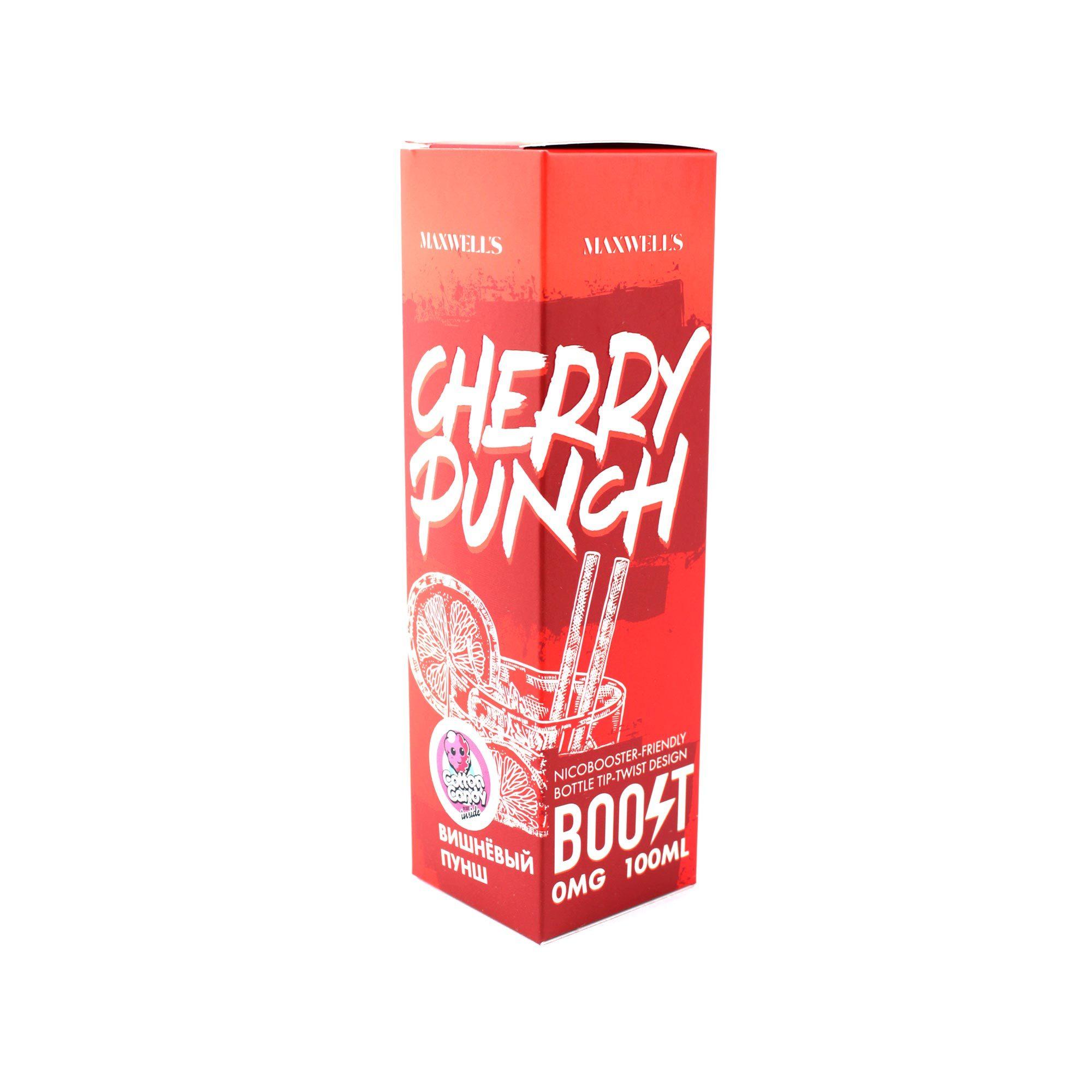 Жидкость Maxwells Cherry Punch