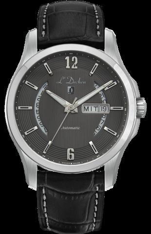 Купить Мужские швейцарские наручные часы L'Duchen D 263.11.21 по доступной цене
