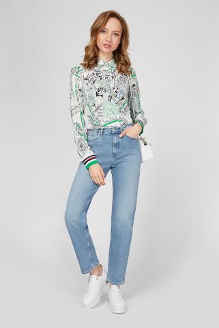 Женские голубые джинсы NEW CLASSIC Tommy Hilfiger