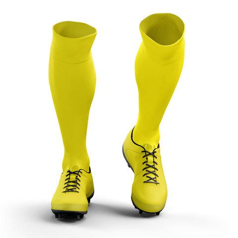 Гетры жёлтые к желтой форме