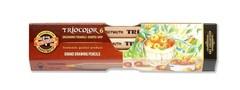Карандаши цветные неокрашенный корпус jumbo TRIOCOLOR 3151, 6 цветов