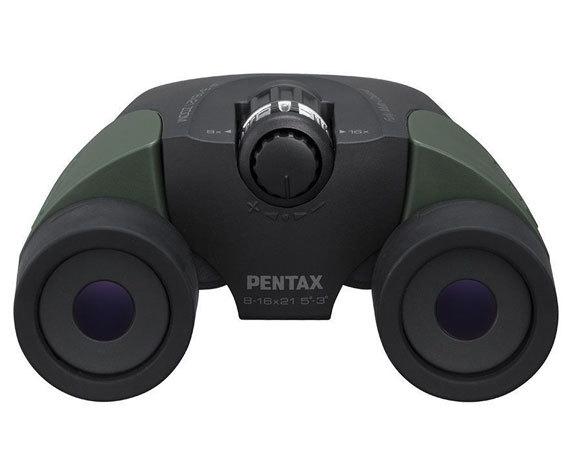 Линзы окуляров бинокля Pentax UP 8 16 21