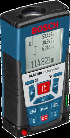 Лазерный дальномер BOSCH GLM 150 Prof