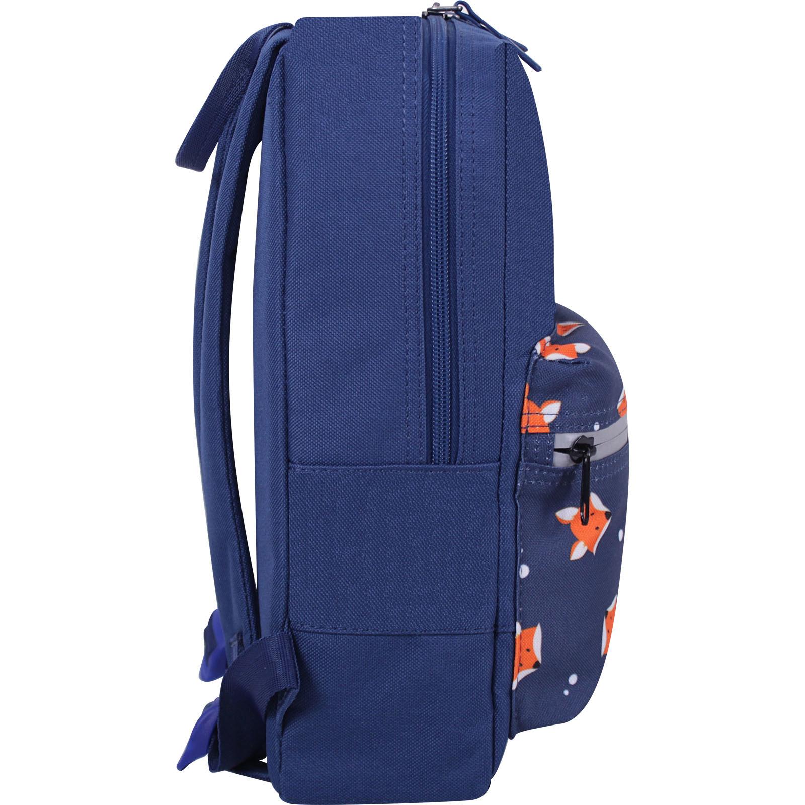 Рюкзак Bagland Молодежный mini 8 л. синий сублимация 742 (0050866) фото 2