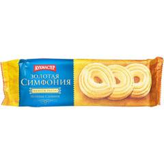 Печенье сдобное Кухмастер Золотая симфония 230 г