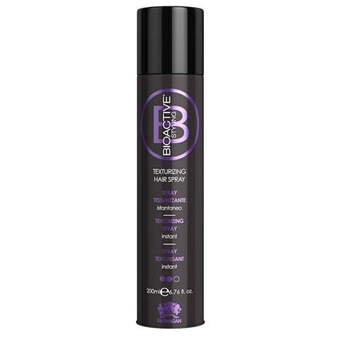 Farmagan Bioactive Styling: Текстурирующий спрей для волос (Texturizing Spray), 200мл